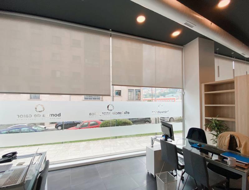 Oficinas Energanova Vigo