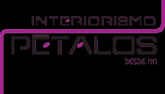 Logo Pétalos Interiorismo